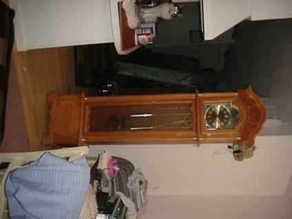 $40 HomeTrends Daniel Dakota Grandfather Clock