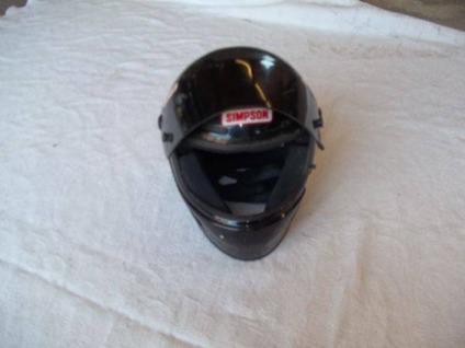 Simpson full face Helmet (Durham) for Sale in Durham ...