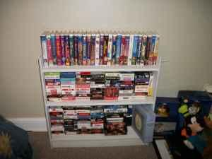 40 VCR TAPES - $20 LORAIN, OHIO 44052