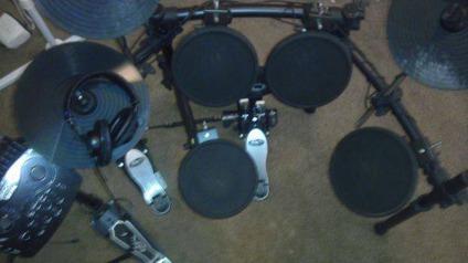 simmons electronic drums sd7pk. $400 $400/bo-simmons sd7pk electric drum set with new simmons electronic drums sd7pk