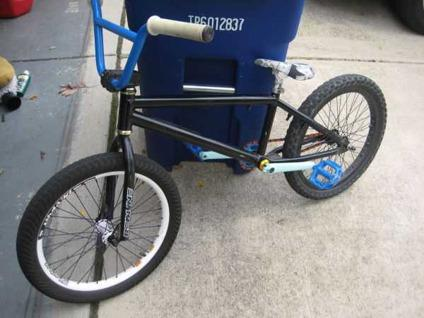 Bmx Bikes Columbus Ohio Fit Aitken BMX Custom Bike