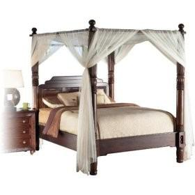 Four Poster Canopy Bed For Sale In San Antonio Texas