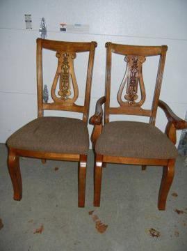 kitchen table with 6 chairs bemidji mn for sale in bemidji minnesota classified. Black Bedroom Furniture Sets. Home Design Ideas