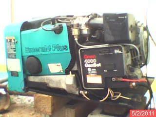4000 WATT ONAN RV GENERATOR