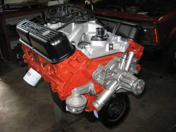 408ci stroker Mopar engine - $6950