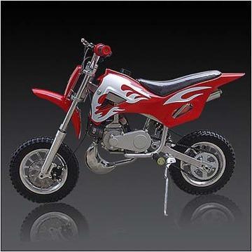 40cc Mini 2 stroke Dirt Bike Motorcycle