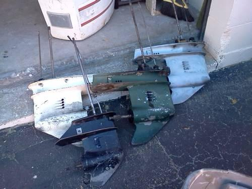 40hp, 48hp,50hp Johnson Evinrude tiller, carb, hood,block