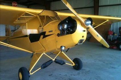 $41,500 1946 Piper J3 Cub Tail Dragger Airplane