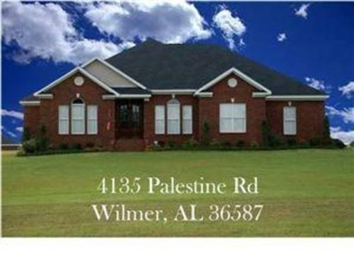 4135 PALESTINE RD, WILMER, AL