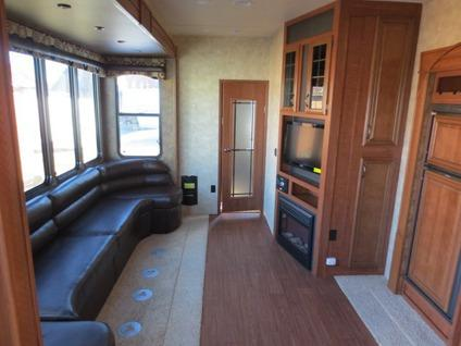 2013 43 Quot Sandpiper 5th Wheel Bunkhouse 1 Amp 1 2 Bath