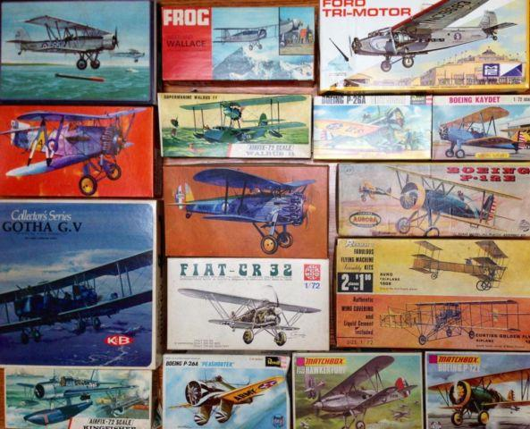 42 vintage model kits for cars planes military vehicles 1950s 60s for sale in muttontown. Black Bedroom Furniture Sets. Home Design Ideas