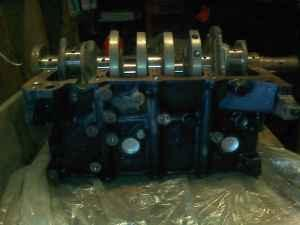 420a machined block and crankshaft with Je pistons - $500 (Springfield)