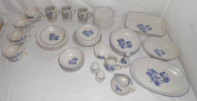 43 Pieces of Pfaltzgraff Yorktowne Dishes Dinnerware & 43 Pieces of Pfaltzgraff Yorktowne Dishes Dinnerware for Sale in ...