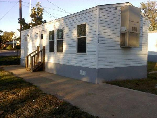 2br 2 bedroom mobile home washer dryer hook ups for rent in denison texas classified for Two bedroom mobile homes for rent