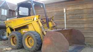 445 mustang skid loader - $4000 (Topeka, KS )