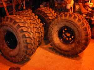 Toyota Of Gadsden >> 44in Ground Hawg Tires - (Talladega) for Sale in Gadsden ...