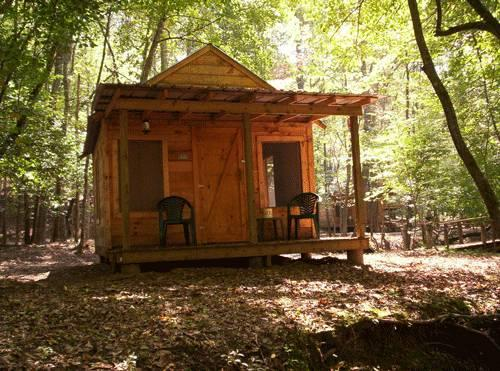 1br primitive cabin for sale in asheville north