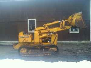 450 john deere crawler loader dozer - $5750 (salisubry)