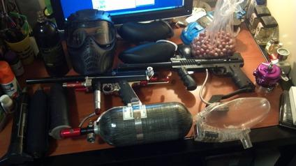 $450 OBO paint ball