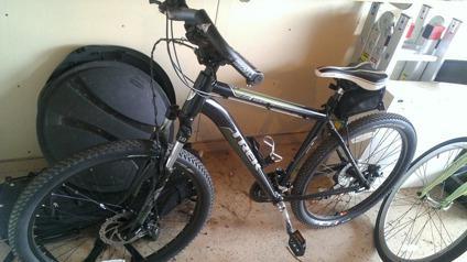 Trek Bontrager 3 Series Disc Mountain Bike For Sale In