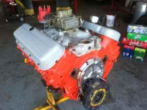 454 BIG BLOCK CHEVY - $1300 (PALMETTO )