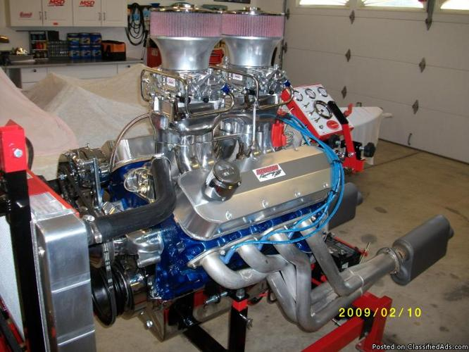 454 Big Block Chevy For Sale In Ahwahnee California