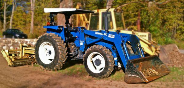 Ford Tractor Front Loader Home And Garden For Sale In The Usa