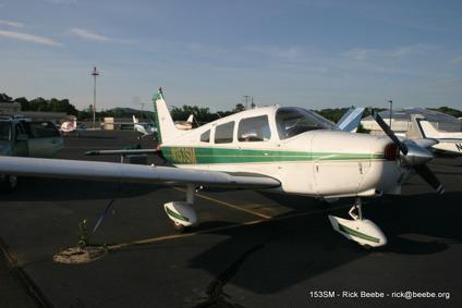 $47,500 1974 Piper Warrior PA28-151