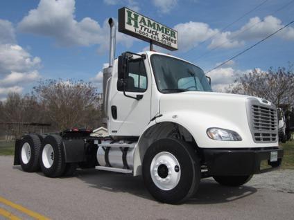 $47,500 2007 Freightliner M2 Tandem Daycab