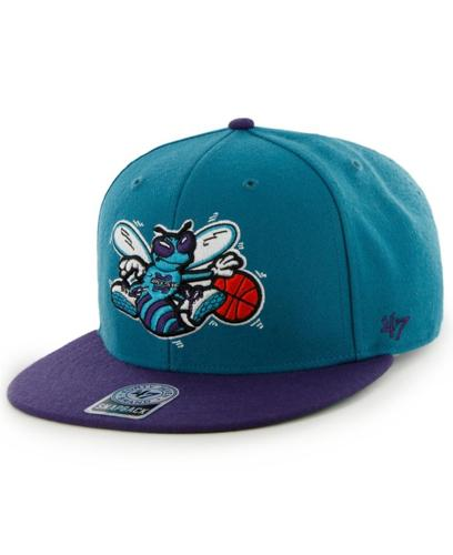 47 Brand NBA Basketball Hat, New Orleans Hornets Big