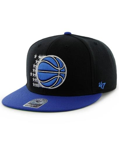 47 Brand NBA Basketball Hat, Orlando Magic Big Shot