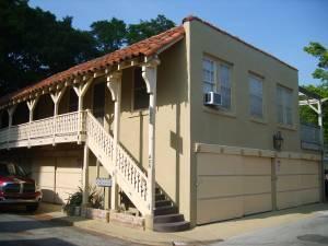 furnished historic studio historic downtown sarasota