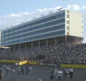 1240ft charlotte motor speedway condo 4721 morehead for Charlotte motor speedway condo rental