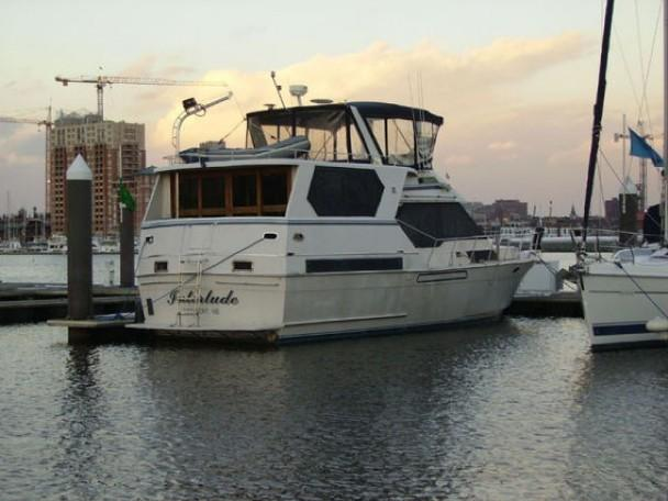 48' Marine Trading Med Yachts for Sale in Algonac, Michigan