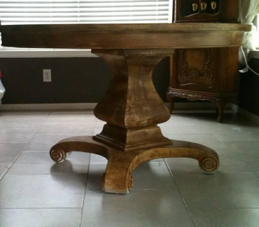 "Large Size Of Marble Dining Om Table Restoration Hardware: 48"" Round Table // Restoration Hardware // Pedestal Base"