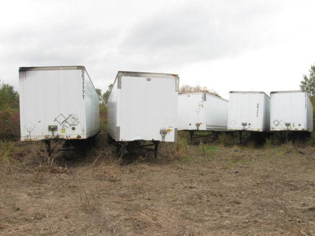48' Semi Trailers (price is for each trailer)