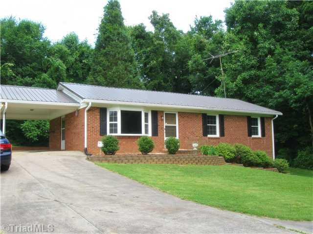 487 Garland Drive Lexington Nc 27295 For Sale In
