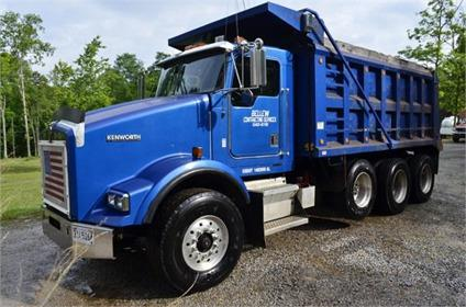 1999 Kenworth T800 Dump Truck for Sale in Gadsden, Alabama ...Kenworth Dump Trucks For Sale In Alabama