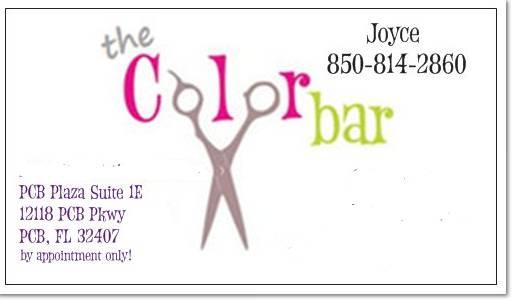 $49 Cut & Color @ THE COLORBAR