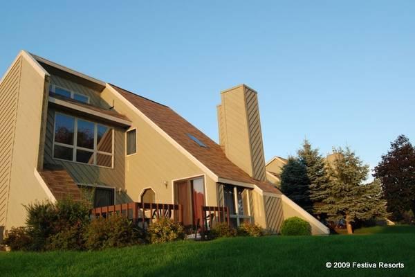 2br Tamarack Mirror Lake Resort Wisconsin Dells