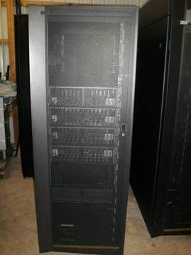 $499 IBM Server Rack Cabinet Part Number#05N4868 36U