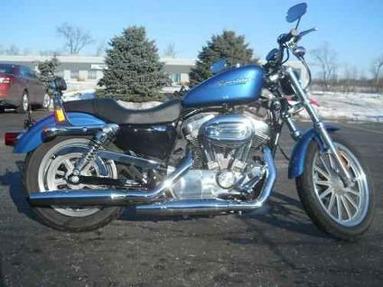 2006 harley davidson xl 883l sportster 883 low for sale in big bend wisconsin classified. Black Bedroom Furniture Sets. Home Design Ideas