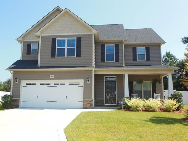 4br 2400ft Brand New 4 Bedroom House For Rent For Rent In Fayetteville North Carolina