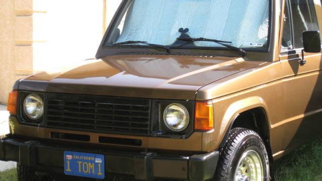 Dodge Raider For Sale >> 4x4 1987 Dodge Raider 4 Cyl 5 Speed Manual Tran