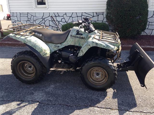 4x4 ATV's with snow plows in stock (50 used ATV's ...