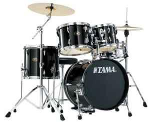 5- Piece TAMA drum set - $350 (West Lawrence)