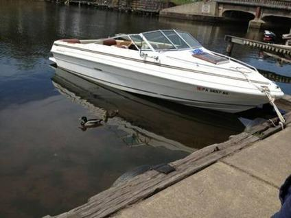 1984 19 Searay Seville I O 4 Cyl With Trailer For Sale