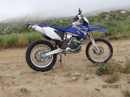 09 yamaha wr450f dual sport south west las vegas for for Yamaha las vegas nv