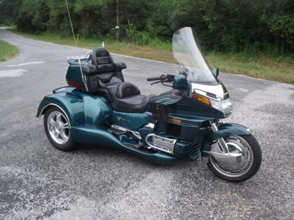 1996 honda goldwing gl1500 se trike for sale in camp hill alabama classified. Black Bedroom Furniture Sets. Home Design Ideas