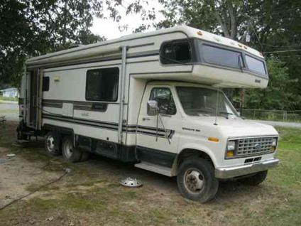 1989 holiday rambler imperial rv motorhome 27 39 c class for sale in little rock arkansas. Black Bedroom Furniture Sets. Home Design Ideas